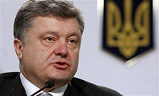 Poroshenko: East Ukraine Radically Changed since Truce
