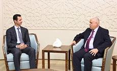 Assad: Fighting Terrorism Starts by Pressuring States Backing Terror Groups