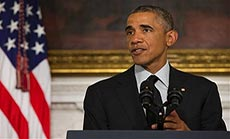 Obama Coalition Takes Shape As Congress Backs Him