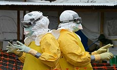 UNSC: Ebola Threatens World Peace