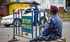 Sierra Leone Faces Criticism over Ebola Shutdown