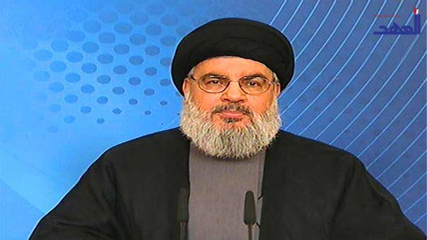 Sayyed Nasrallah: Negotiate from Strong Position, No to US- Led Coalition