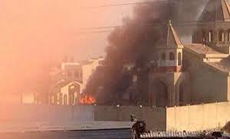 ISIL Destroys VII-century Church, Historical Mosque in Iraq