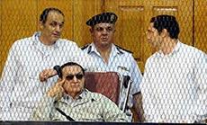 Egypt Judge Postpones Verdict in Mubarak's Trial