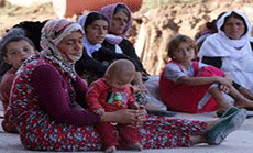 UN: Iraq's Yazidis Facing Attempted Genocide
