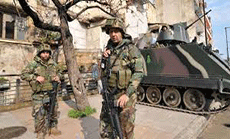 LA Raids Terrorists' Places in North, Detains Man Accused of Slaughtering Soldier