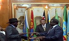 South Sudan Rivals Agree to Ceasefire: Chief Mediator