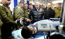 'Israeli' Hospitals Treating More Syria Militants