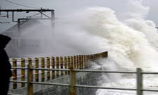 Weather Bomb Hits UK: Up to 17,000 People Without Power