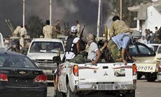 Libya: 25 Dead, 103 Wounded in 8 Days of Benghazi Fighting