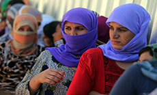 Yazidi Women Forced into 'ISIL' Slavery, Commit Suicide