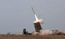 'Israel' Deploys Iron Dome Missile near Gaza Border