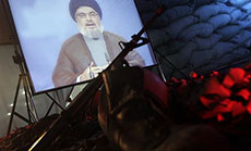 Sayyed Nasrallah Warns 'Israel': We Have All Kinds of Weapons...