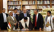 Yemen President, Ansarullah Agree Deal to End Crisis