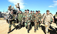 Qahwaji from Arsal: LA Prepared, Confrontation with Terrorists Not Over
