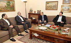 9 Years on Memorandum, Hizbullah Delegation Meets Aoun