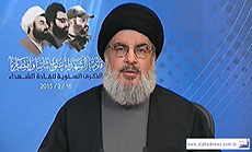 Sayyed Nasrallah: Takfiris Threat to World Peace but Not to 'Israel'...Game Ended in Syria