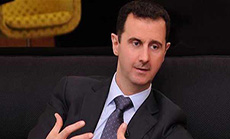 Al-Assad: Supported by Syrian People, to Continue Fighting Terrorism