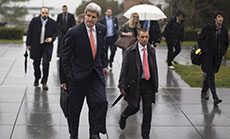 Iranian Nuclear Talks: Spies around the Table