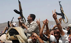 Ansarullah Rebels Progress into Aden, Hadi's Fate Unknown