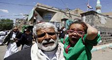 Yemen Air Strike Kills Family of Nine