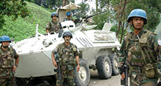 Three UN Mission Members Kidnapped in DR Congo