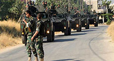 Lebanese Army Arrests Terrorists in North