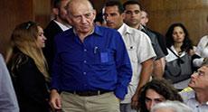 Ex-'Israeli' PM Olmert Gets 8 Months Prison for Corruption