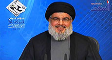 Sayyed Nasrallah: Battle with 'ISIL' Started, Qalamoun's Major Hills in Our Hands