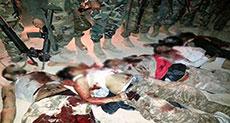 Islamic Resistance, LA Ambush Al-Nusra: 5 Terrorists Killed