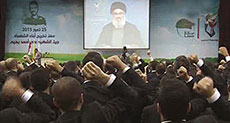 Sayyed Nasrallah: US Great Devil whether Before or After Nuclear Agreement
