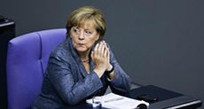 German Parliament overwhelmingly Approves Greek Bailout