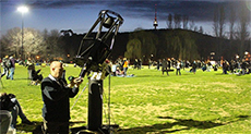 Australians Set Stargazing Record