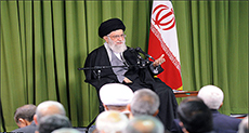 Imam Khamenei: Iran's Negotiators Should Not Yield to Pressure, Nuclear Activities Unstoppable