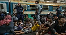 Denmark Shuts Rail Link as Europe Wrangles over Refugees