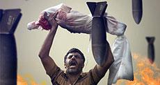 6 Months of Aggression : Worst Saudi Massacres against Yemen [Infographic]