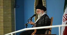 Imam Khamenei: Talks with US Banned Because of Disadvantages