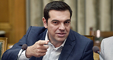 Greek PM Tsipras' Government Wins Confidence Vote
