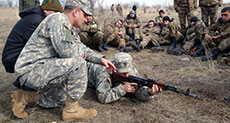 US again into Training Syria Militants