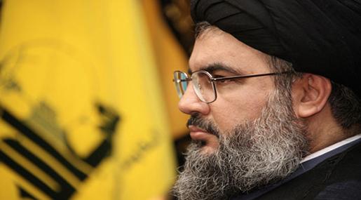 Sayyed Nasrallah Receives Consoling Calls from Mash'al, Haniyeh