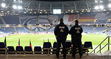 Germany-Netherlands Match Canceled over Explosion Threat