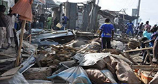 8 Killed in Nigeria's Suicide Bombing