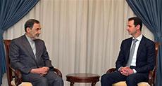 Velayati: Syria to Emerge Victorious