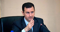 Al-Assad Accuses France of Supporting Terrorism, Prague Accepted As Mediator