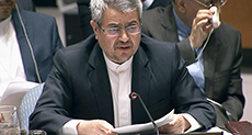 Iran's Representative at UN: Leader's Letter to the West Uncovers Original Vision in Fighting Terrorism