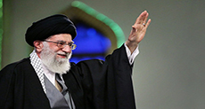 Iranians Tweet Supreme Leader's Message, But Twitter Thinks It's Spam?