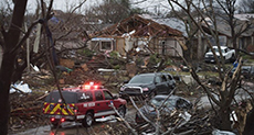 Death Toll at 43 as Wild Weather Tears across Parts of US