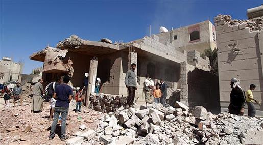 Fresh Saudi Airstrikes Leave 17 Civilians Dead in Yemen