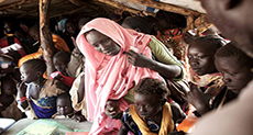 Congo Registers 7,000 Refugees Arriving from South Sudan