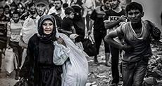 Foua and Kefraya Resist... [Info-graphics]